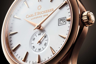 Pre-Basel 2018: Carl F. Bucherer - Manero Peripheral (43 mm)