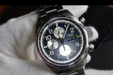 Video recenzja: AVIATOR Swiss Made - Airacobra P45 Chrono Auto