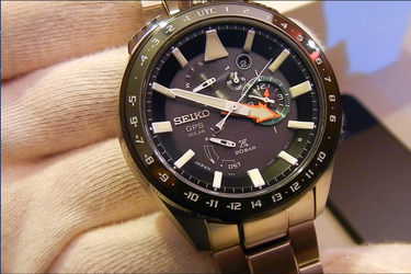 Video recenzja: SEIKO Prospex SBED007 Landmaster GPS Solar Dual Time Limited Edition