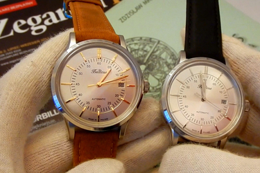 Video recenzja: Balticus Volans Automatic
