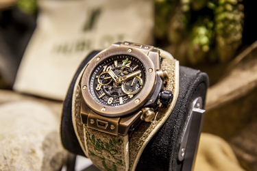 HUBLOT Big Bang Bavaria Bronze – Big Bang w tradycyjnym, bawarskim stroju!