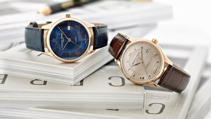 Frederique Constant: Classic Index Automatic oraz Automatic Heart Beat