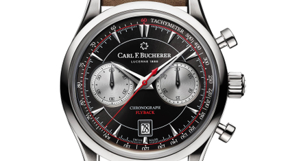 Carl F. Bucherer – Manero Chronograph Flyback Retro Style