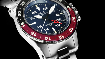 BALL Engineer Hydrocarbon AeroGMT II Automatic