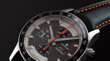 Steinhart – Racetimer Chronographs (Black, Brown & Blue)