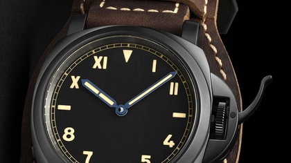 Officine Panerai - Luminor California 8 Days DLC