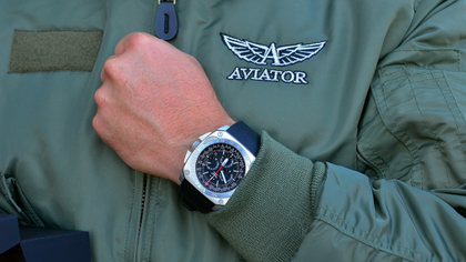 Przedpremiera: AVIATOR Swiss Made - Mig-29 SMT Limited Edition