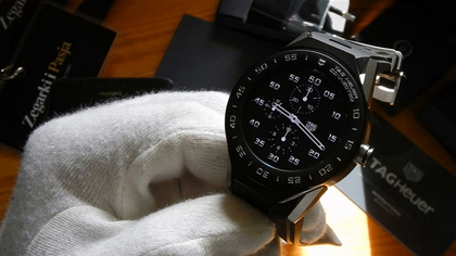 Video recenzja: TAG Heuer Connected Modular 41