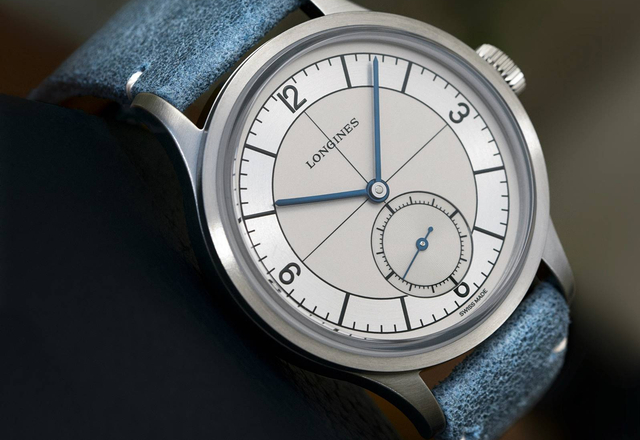 "LONGINES Heritage Classic ""Sector"""