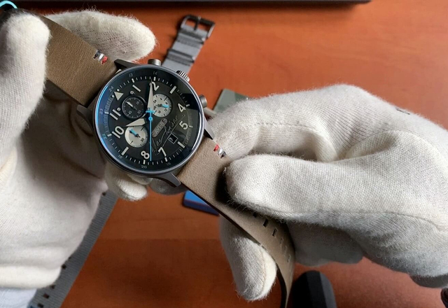 Video recenzja: AVI-8 Hawker Hurricane Bader Chronograph