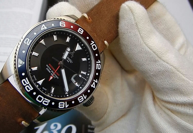 Video recenzja: Atlantic Mariner GMT