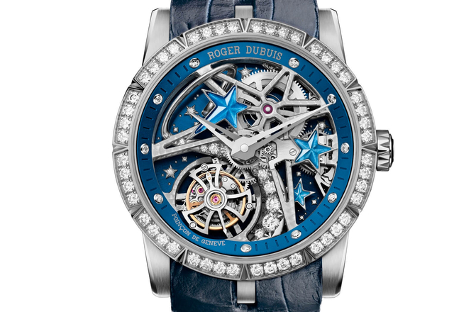 Roger Dubuis - Excalibur Shooting Star Tourbillon