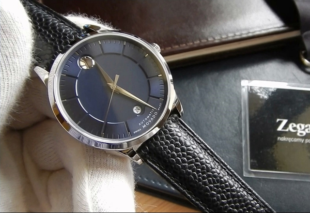 Video recenzja: MOVADO 1881 Automatic
