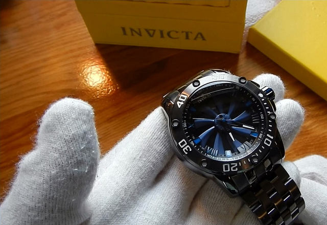 Video recenzja: Invicta Speedway Turbine Automatic model 25848