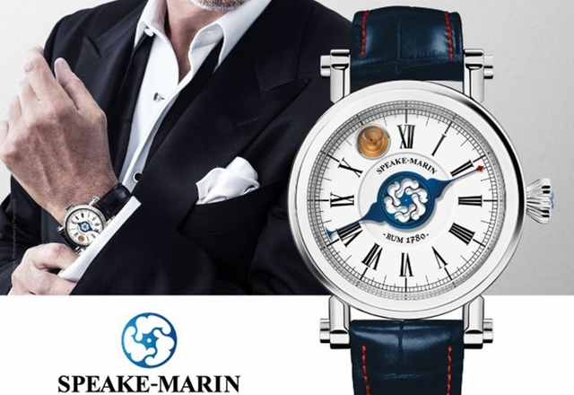 Pierce Brosnan promuje Rum Watch