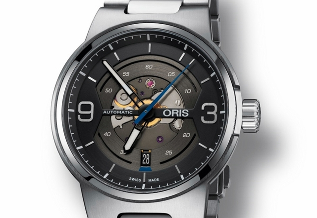 ORIS model Williams Engine - czas na pole position