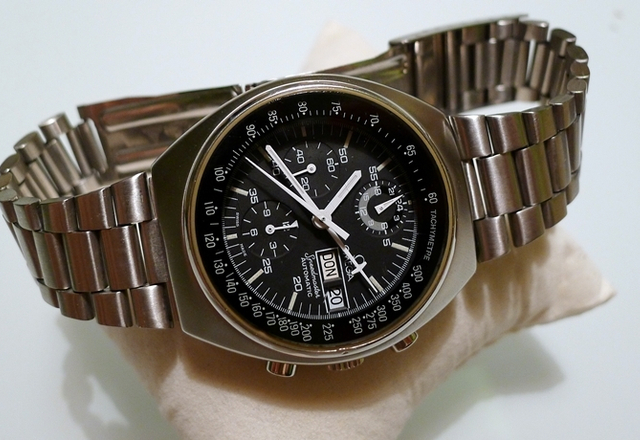 OMEGA Speedmaster Mark 4.5 – Automatic Day-Date Chronographe