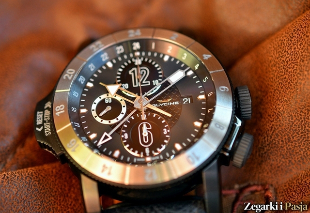 GLYCINE Airman Airfighter – recenzja