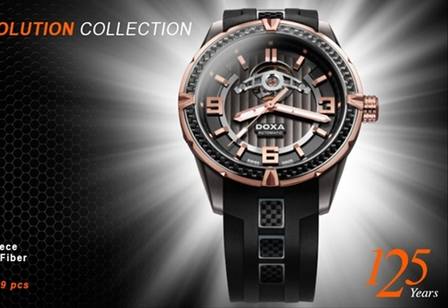Recenzja: DOXA TROFEO TC-EVOLUTION Limited Edition