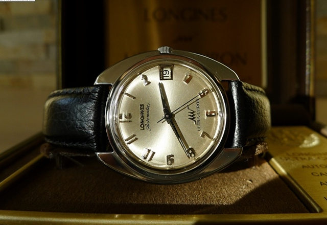 LONGINES Ultra-Chron – legendarny Hi-beat !