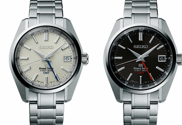 SEIKO - Grand Seiko Mechanical Hi-Beat 36000 GMT