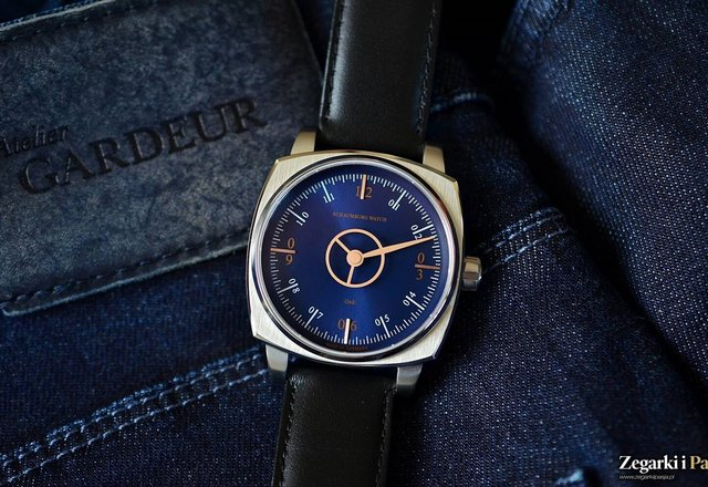 Recenzja: SCHAUMBURG Watch Squarematic Loyalty