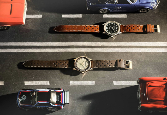 FREDERIQUE CONSTANT Vintage Rally Healey Automatic Limited Edition