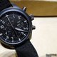 IWC Pilots Watch Double Chronograph...