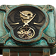 Bell & Ross - BR 01 SKULL BRONZE TO...