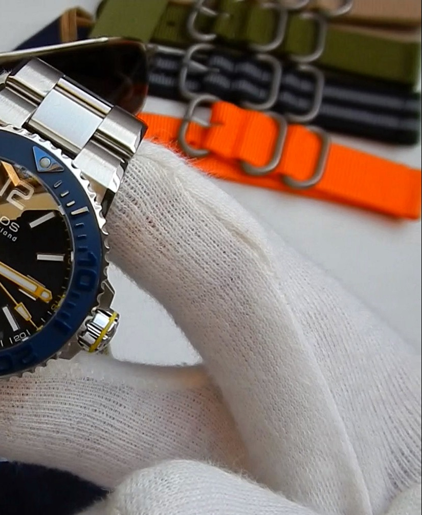 Video recenzja: EPOS Sportive 3441 Diver Automatic