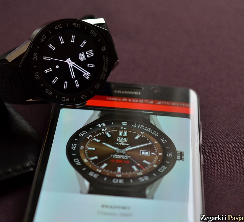 Testujemy: TAG Heuer Connected Modular 41