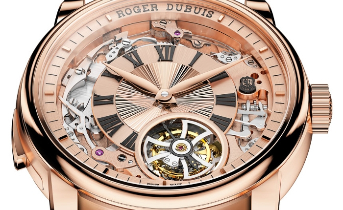 Roger Dubuis - Hommage Minute Repeater Tourbillon Automatic