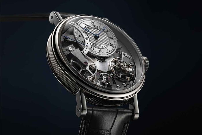 SIHH 2015: Breguet Tradition Automatic Retrograde Seconds
